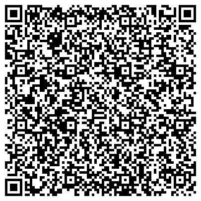 QR-код с контактной информацией организации ТУЛЬЧИНСКОЕ БЮРО ПУТЕШЕСТВИЙ И ЭКСКУРСИЙ, ФИЛИАЛ ЗАО ВИННИЦАТУРИСТ