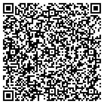QR-код с контактной информацией организации ВТОРМЕТ, ЗАО