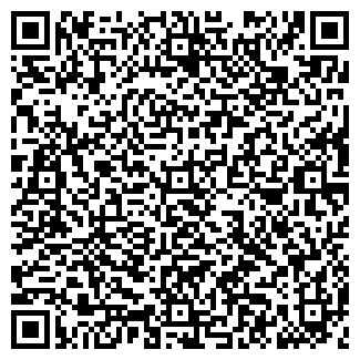 QR-код с контактной информацией организации РОСЬ, ЗАО