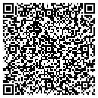 QR-код с контактной информацией организации ЛЮБАВА, ЗАО