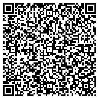 QR-код с контактной информацией организации ДОМ КОФЕ