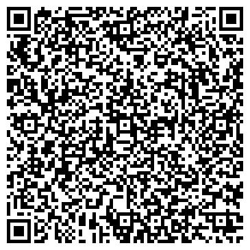 QR-код с контактной информацией организации АШАН РЯЗАНСКИЙ