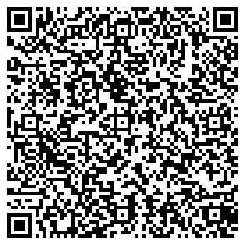 QR-код с контактной информацией организации ГАЛАКТИКА, ООО