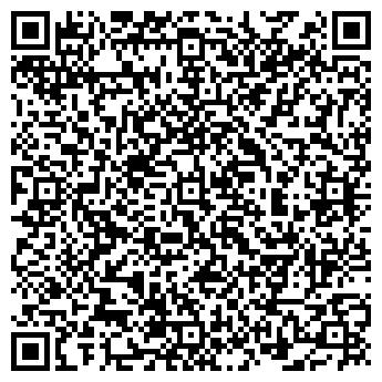 QR-код с контактной информацией организации ИНТЕРФАКТ, НПФ, ООО