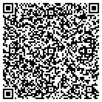 QR-код с контактной информацией организации ООО Земельная служба