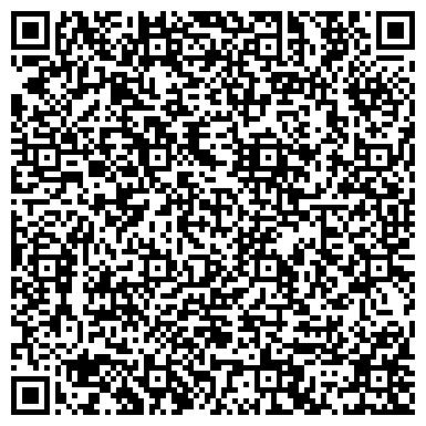 QR-код с контактной информацией организации Участковый пункт полиции, район Раменки, №52
