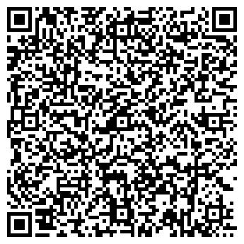 QR-код с контактной информацией организации ВИСТА-АВТО