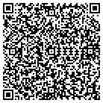 QR-код с контактной информацией организации MAZDA