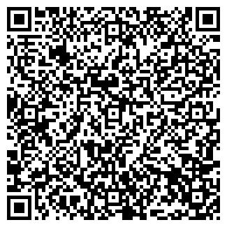 QR-код с контактной информацией организации SAAB-VOLVO
