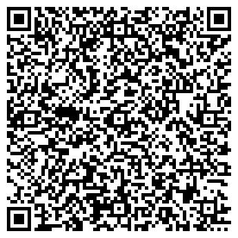 QR-код с контактной информацией организации БЬЮТИ ХОЛЛ