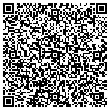 QR-код с контактной информацией организации ПОДЕРЖАННЫЕ АВТОМОБИЛИ