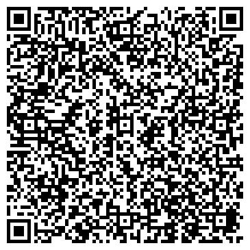 QR-код с контактной информацией организации DELIVERY WORLD
