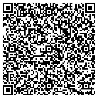 QR-код с контактной информацией организации ТРАНС СТАРТЕР