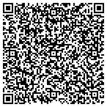 QR-код с контактной информацией организации ООО Алгоритм