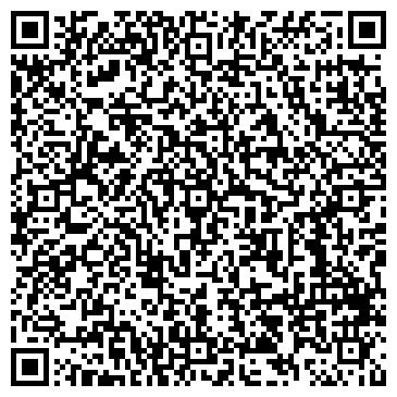QR-код с контактной информацией организации ДЕТСКИЙ САД № 1768