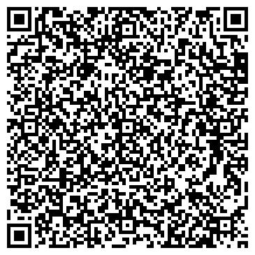 QR-код с контактной информацией организации Библиотека им. К.И. Чуковского