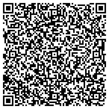 QR-код с контактной информацией организации VIP - сауна «Русалочка»