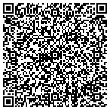QR-код с контактной информацией организации Атлет