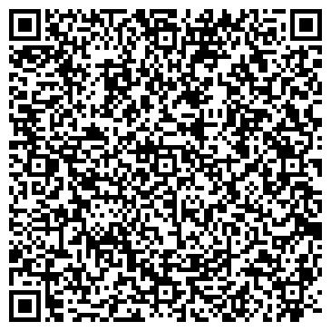QR-код с контактной информацией организации Детская художественная школа им. В.Г. Перова