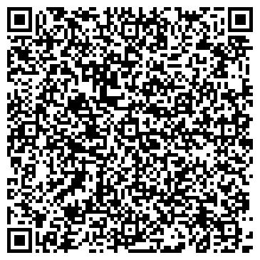 QR-код с контактной информацией организации ООО Наш мир