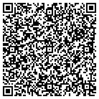 QR-код с контактной информацией организации КОНТУР-АВТО