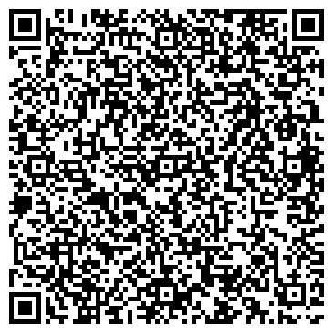 QR-код с контактной информацией организации Маленькая Япония