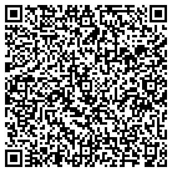 QR-код с контактной информацией организации Сауна Клуб Парная