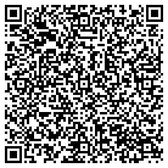 QR-код с контактной информацией организации АВК-СЕРВИС