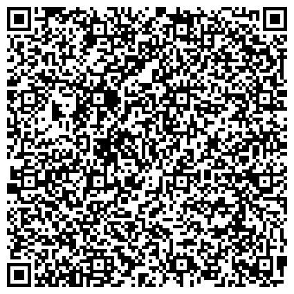 QR-код с контактной информацией организации УрФУ, Уральский федеральный университет им. первого Президента России Б.Н. Ельцина
