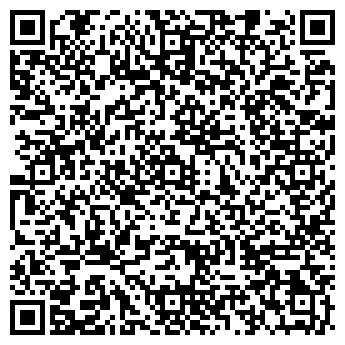 QR-код с контактной информацией организации ПЯТЫЙ ПОЛЮС