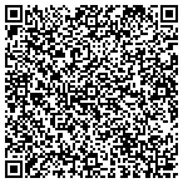 QR-код с контактной информацией организации Pole Dance Камилы Шукуровой