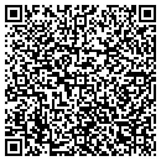 QR-код с контактной информацией организации ООО ЛАТОНА