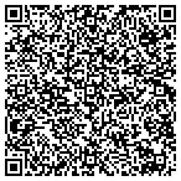 """QR-код с контактной информацией организации Фитнес-клуб """"Алло"""""""