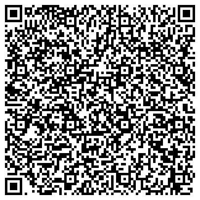 QR-код с контактной информацией организации РОССИЙСКИЙ ГОСУДАРСТВЕННЫЙ УНИВЕРСИТЕТ ТУРИЗМА И СЕРВИСА (РГУТИС)