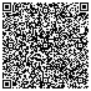 QR-код с контактной информацией организации ООО HAPPY LAND