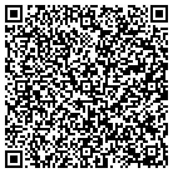QR-код с контактной информацией организации LA BELLE