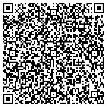 QR-код с контактной информацией организации Тюль-Шторы