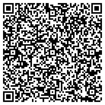 QR-код с контактной информацией организации LAND ROVER-SERVICE