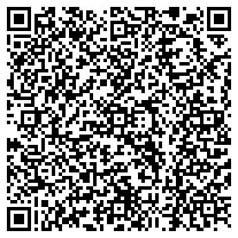 QR-код с контактной информацией организации АНАХАТА