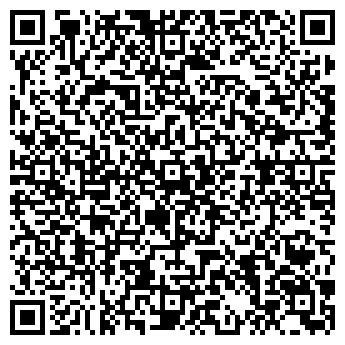 QR-код с контактной информацией организации Унаги Маки