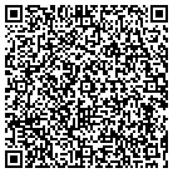 QR-код с контактной информацией организации ЧУТЬ-ЧУТЬ