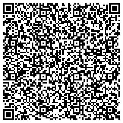 QR-код с контактной информацией организации Парикмахер