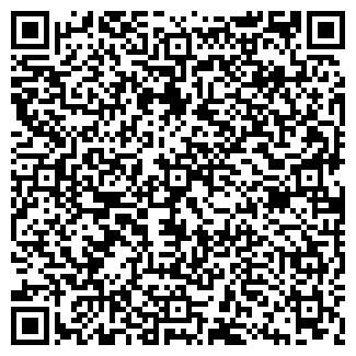 QR-код с контактной информацией организации ВАВС