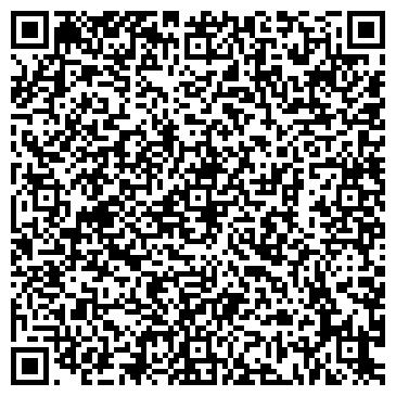QR-код с контактной информацией организации «АН-СЕРВИС»