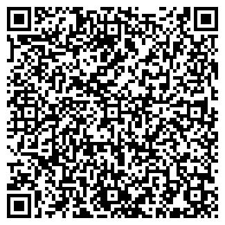 QR-код с контактной информацией организации ОКНА ГИТ