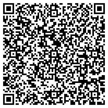 QR-код с контактной информацией организации ЛАНГРИС