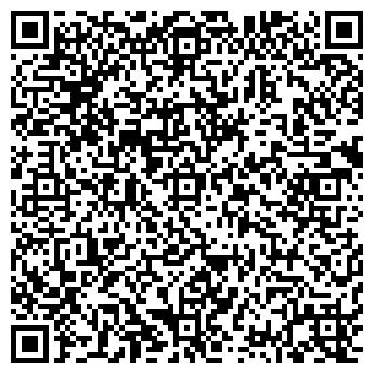 QR-код с контактной информацией организации САЛОН СТРАНСТВИЙ
