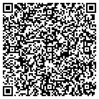 QR-код с контактной информацией организации ЭРА ФИТНЕС