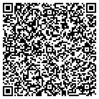 QR-код с контактной информацией организации Capriccio