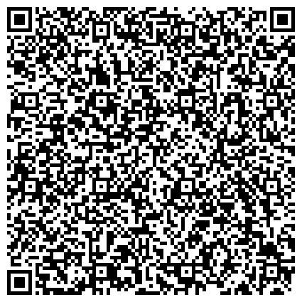 QR-код с контактной информацией организации Пункт осмотра и регистрации транспортных средств